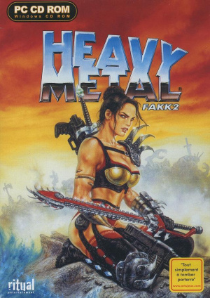 Heavy Metal F.a.k.k 2 sur PC