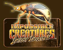Impossible Creatures : Insect Invasion sur PC