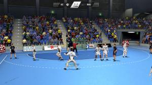 IHF Handball Challenge sera distribué par Namco Bandai