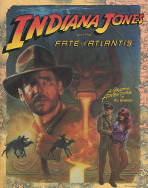 Indiana Jones and the Fate of Atlantis sur PC
