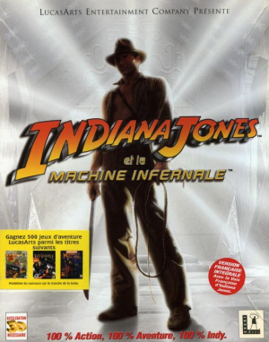 Indiana Jones et la Machine Infernale sur PC