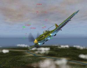 Le combat aérien par Blue Byte