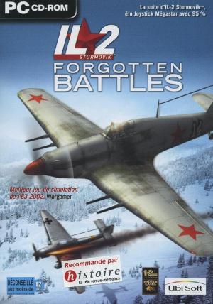 IL-2 Sturmovik : Forgotten Battles sur PC