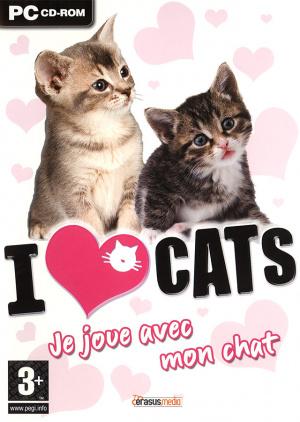 I Love Cats : Je Joue avec mon Chat