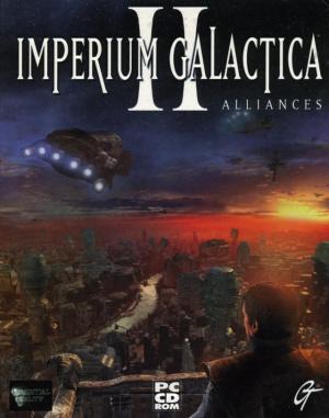 Imperium Galactica II : Alliances sur PC