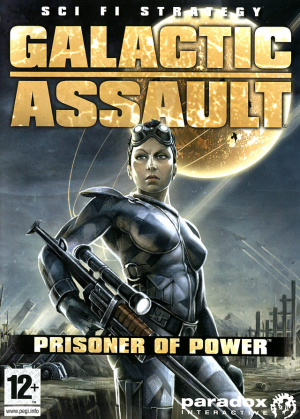 Galactic Assault : Prisoner of Power sur PC