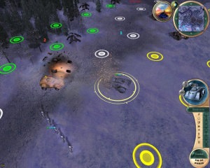 Galactic Assault : Prisoner of Power