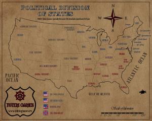 Un nouveau wargame sur la guerre civile américaine