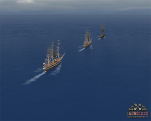 Ironclads - High Sea annoncé en images