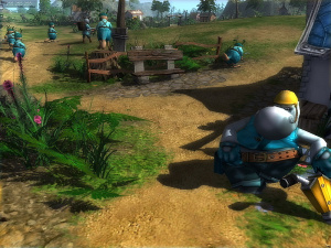 Images : Jagged Farm : Birth Of A Hero