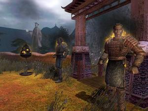 Images : Jade Empire se montre sur PC