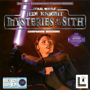 Star Wars : Jedi Knight : Mysteries of the Sith sur PC