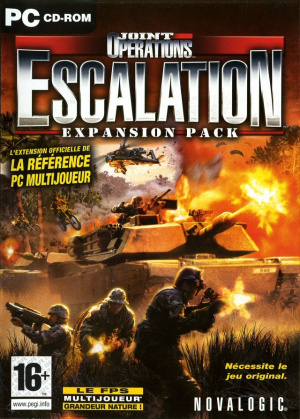 Joint Operations : Escalation sur PC