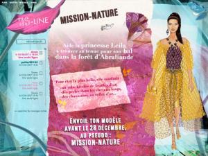 Annonce : Jeune styliste 5 Nature