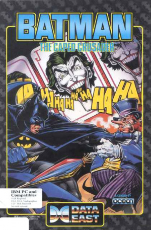 Batman : The Caped Crusader sur PC