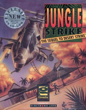 Jungle Strike sur PC
