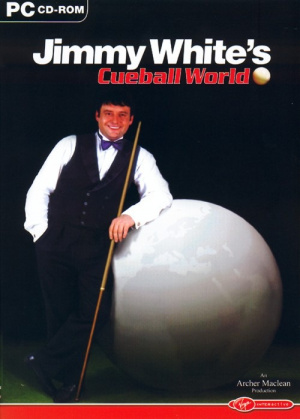 Jimmy White's Cueball World sur PC