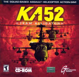 KA-52 Team Alligator sur PC