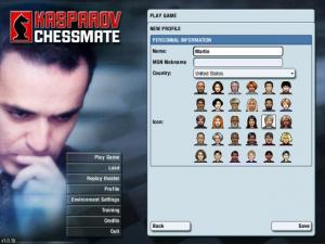 Kasparov Chessmate bientôt dispo