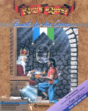 King's Quest : Quest for the Crown