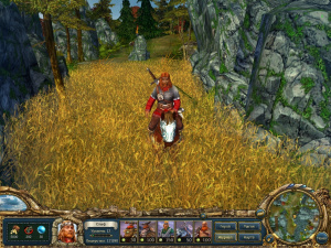 GC 2012 : Images de King's Bounty - Warriors of the North