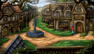 King's Quest II : Romancing the Stones