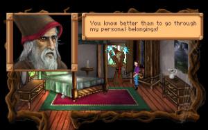 Le remake de King's Quest III bientôt disponible