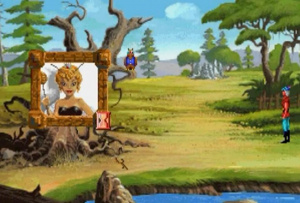 King's Quest V : Absence Makes the Heart Go Yonder!