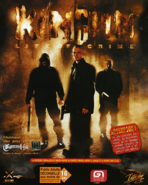 Kingpin : Life of Crime sur PC