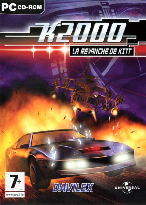 K2000 La Revanche De Kitt Sur Pc Jeuxvideo Com
