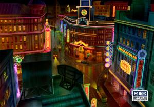 E3 2009 : Images de Kung Fu hustle