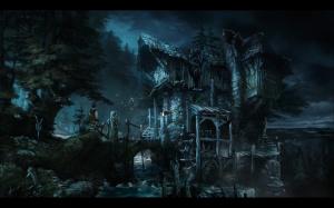 L'Oeil Noir : Les Chaînes de Satinav