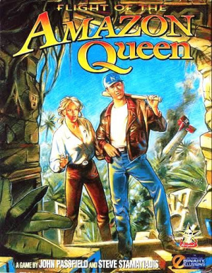 Flight of the Amazon Queen sur PC
