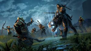 Meilleur jeu d'action : La Terre du Milieu: L'Ombre du Mordor (PC-PS4-One-PS3-360)