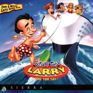 Leisure Suit Larry 7 : Drague en Haute Mer !