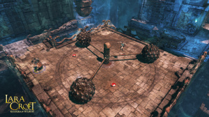 Lara Croft and the Guardian of Light en coopératif !