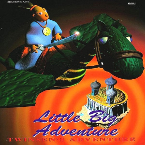 Little Big Adventure sur PC