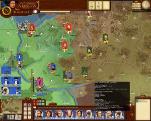 Les Campagnes de Napoleon