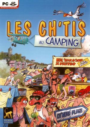 Les Ch'tis au Camping sur PC