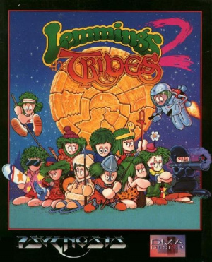 Lemmings 2 : The Tribes sur PC