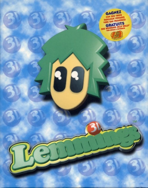 Lemmings 3D sur PC