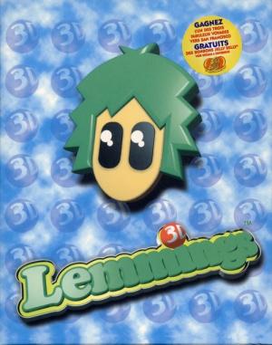 Lemmings 3D sur PC