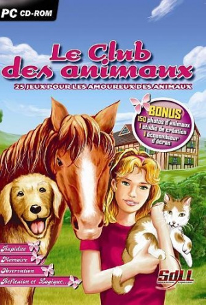 Le Club des Animaux sur PC