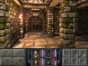 Le jeu indépendant Legend of Grimrock