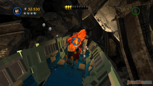 Solution complète : Chapitre 11 - Refuge souterrain