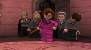 GC 2011: Images de Lego Harry Potter : Années 5 à 7