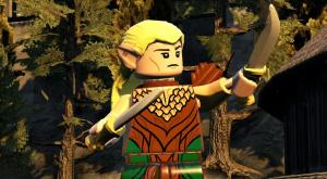 Une heure de jeu sur LEGO Le Hobbit