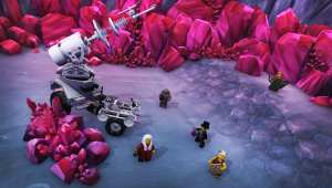 LEGO Minifigures Online - GC 2013