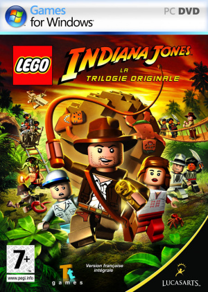 LEGO Indiana Jones : La Trilogie Originale sur PC