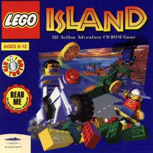 LEGO Island sur PC